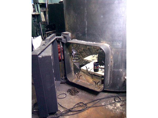 Hornos industriales fabrica venta de hornos piroliticos for Hornos de vapor industriales precios